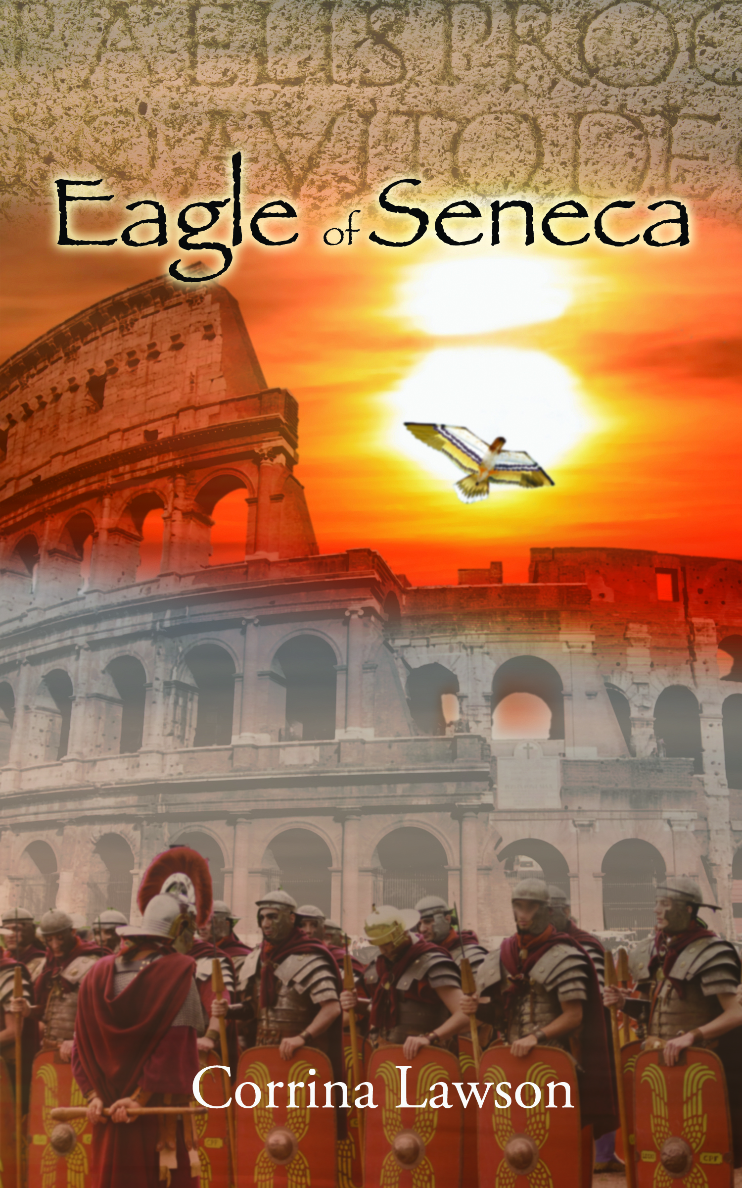 Cover to Eagle of Seneca!
