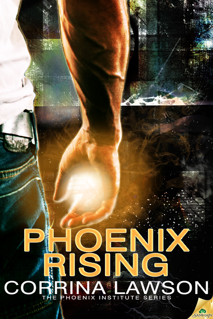 Contest Celebration! Phoenix Rising Now in Print!