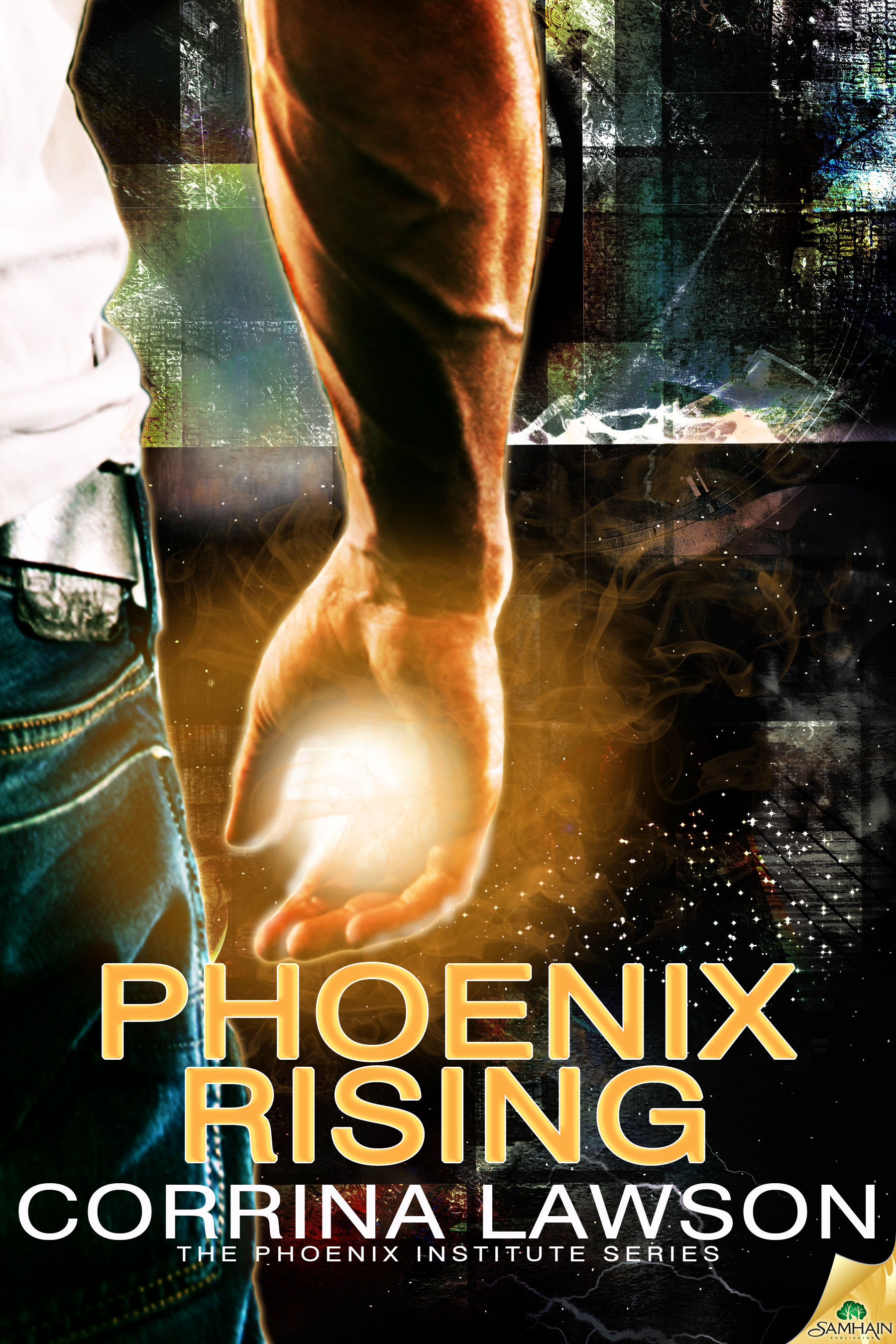 How Much Do I Love This Cover? Phoenix Rising Cover Art