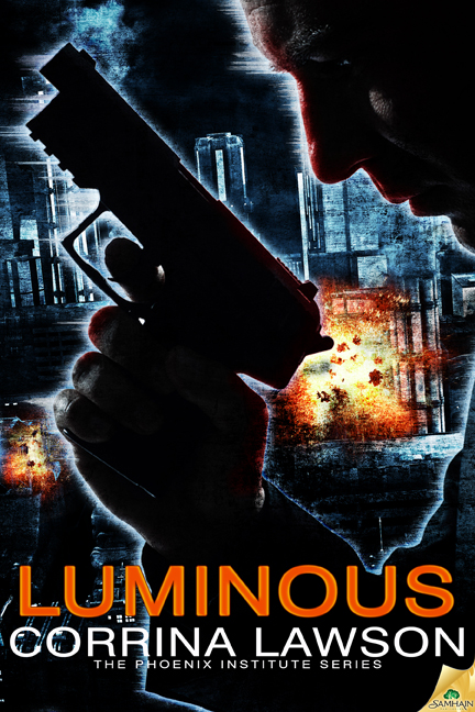 The Cover to Luminous