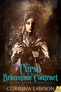 The Curse of the Brimstone Contract Cover Reveal
