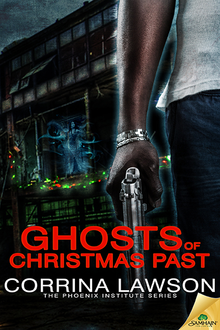 Ghosts of Christmas Past Cover!