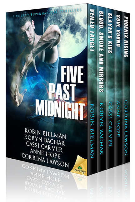 Five Past Midnight! Release Day Contest and Excerpts