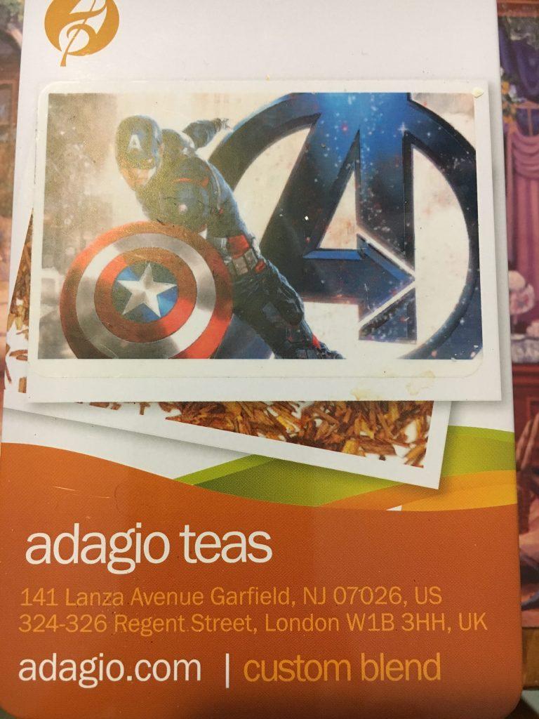 Captain America tea-1